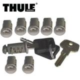 Thule vieno rakto sistema 8 spynelės